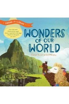 NEW (Pre Order ) Shine A Light : Wonders of the World  (Hardback)