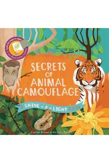 (Pre Order ) Shine A Light :Secrets of Animal Camouflage (Hardback)