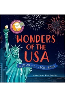 (Pre Order ) Shine A Light : Wonders of the USA (Hardback)