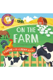 (Pre Order ) Shine A Light : On The Farm (Hardback)