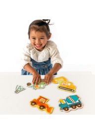 (Pre Order ) Petit Collage Beginner Puzzles