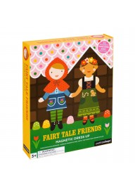 (Pre Order ) Petit Collage Magnetic Dress Up -Fairly Tales