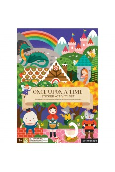 (Pre Order ) Petit Collage Sticker Activity Set