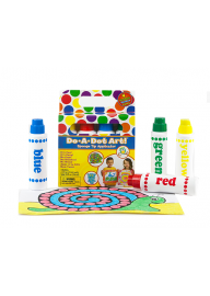 [PRE ORDER] Do-A-Dot-Art Rainbow 4 Pack Dot