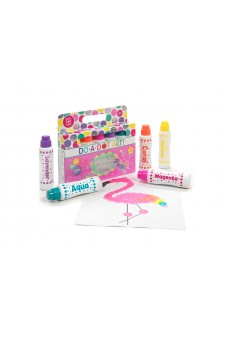 [PRE ORDER]Do-A-Dot-Art Ultra Bright Shimmer 5 Pack Dot Markers