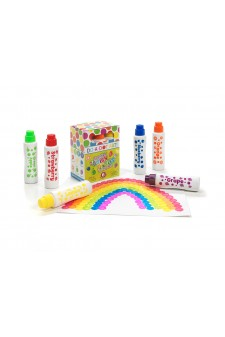 [PRE ORDER]Do-A-Dot-Art Juicy Fruits Scented 6 Pack Dot Markers