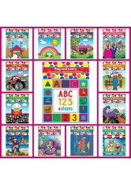 [PRE ORDER] Do-A-Dot-Art Activity Books (Assorted)