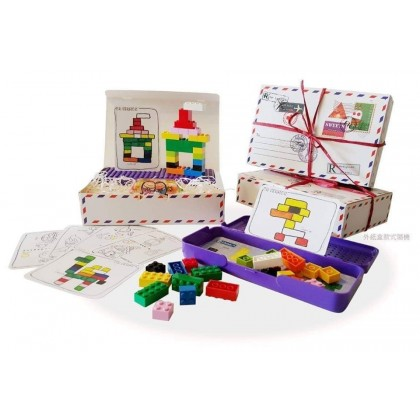 [Ready Stock ] 23顆積木組合 (圣诞节限定礼盒)