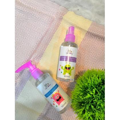 [Ready Stock ] Owlmama Hand Sanitizer 100ml (2 bottle in set )