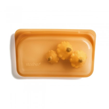 [Ready Stock 11.11Promotion ] Stasher Reusable Silicone Snack Bag - Small (290ml)