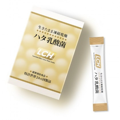[PRE Order] LCH 乳酸菌 30入裝