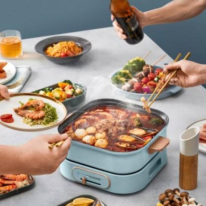 【Ready Stock】Yohome 日本多功能料理鍋  Multi Pot (One year warranty)